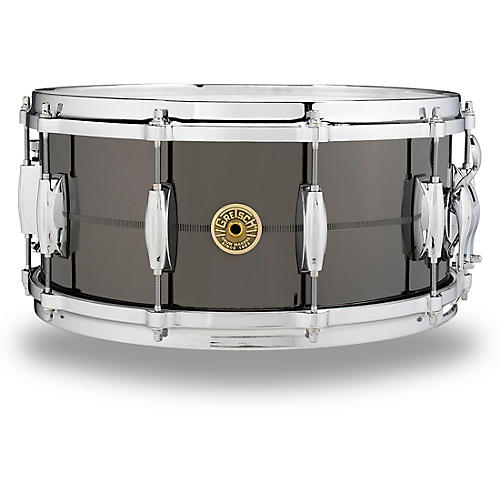 Gretsch Drums USA Solid Steel Snare Drum-thumbnail