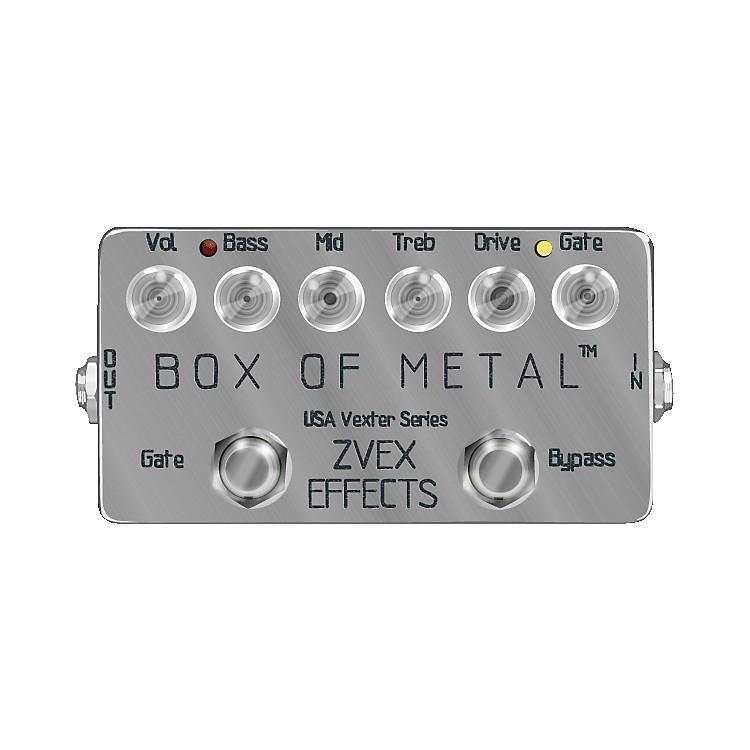 ZVexUSA Vexter Box of Metal Distortion Guitar Effects Pedal