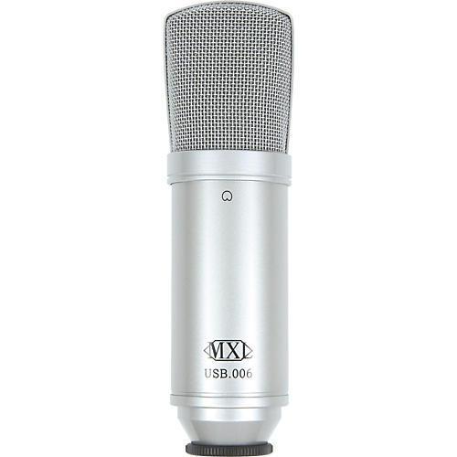 MXL USB-006 Powered Condenser Microphone