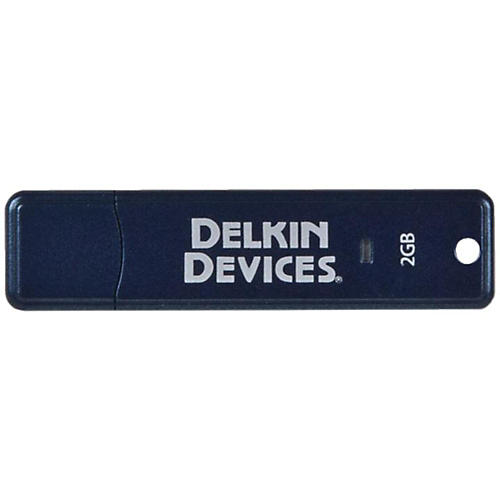 Delkin USB Flash Drive 2GB