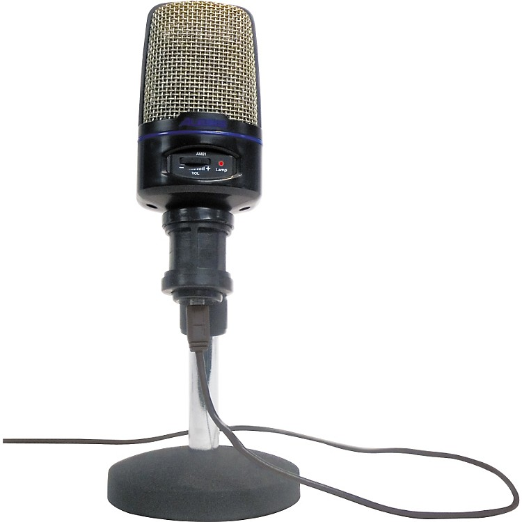 AlesisUSB Mic Podcast Kit