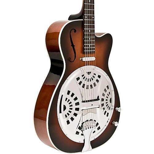 Washburn USM-R15RCE Resonator Acoustic-Electric Guitar-thumbnail