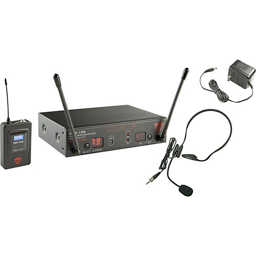 Nady UWS-100 HM-3 Headset Wireless System