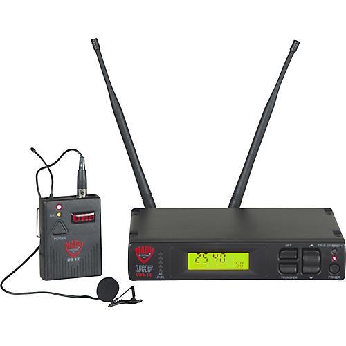 Nady UWS-1K Uni Lavalier Wireless System-thumbnail