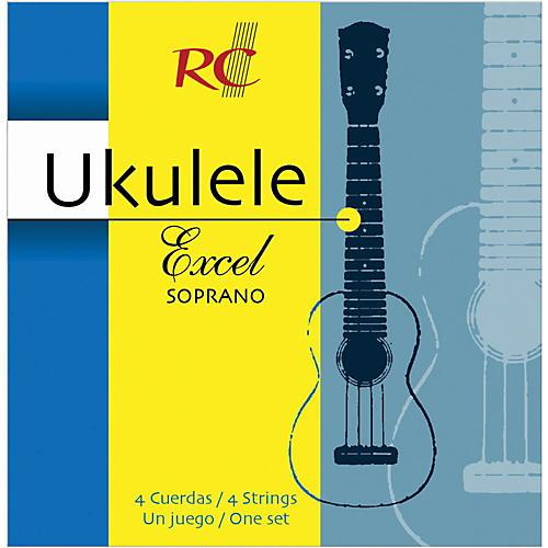 RC Strings UXS90 Excel Soprano Ukulele Strings-thumbnail