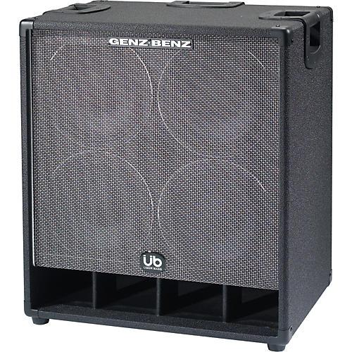 Genz Benz Uber Bass 410T-UB Bass Cabinet