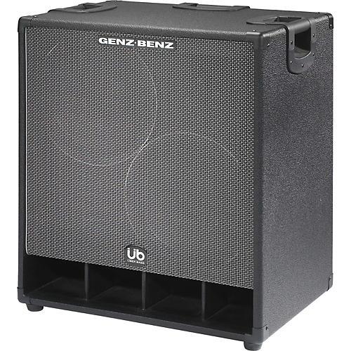 Genz Benz Uber Bass 600W 2x12 Bass Speaker Cabinet
