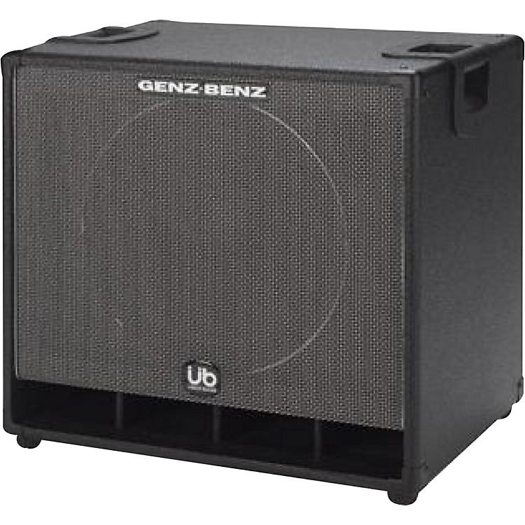 Genz BenzUber Bass GB115T-UB 1x15 Bass Speaker Cabinet