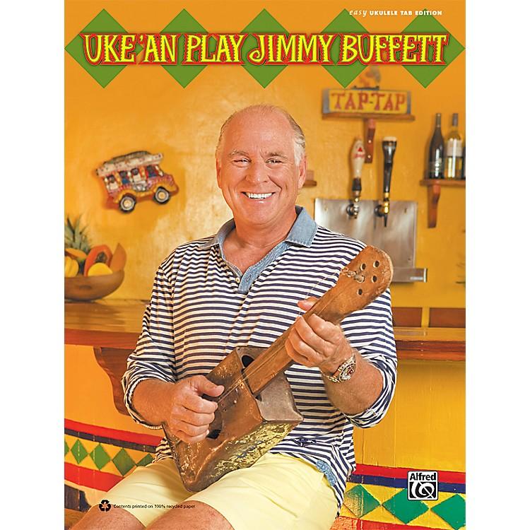 AlfredUke 'An Play Jimmy Buffett Book