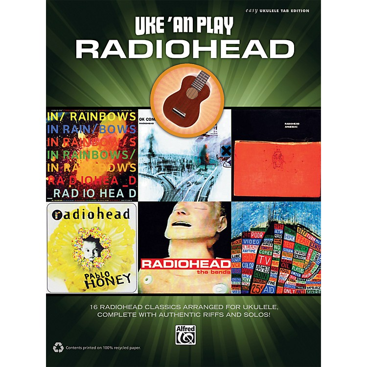 AlfredUke 'An Play Radiohead Book