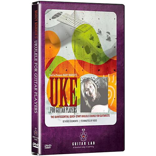 Emedia Uke For Guitar Players DVD-thumbnail