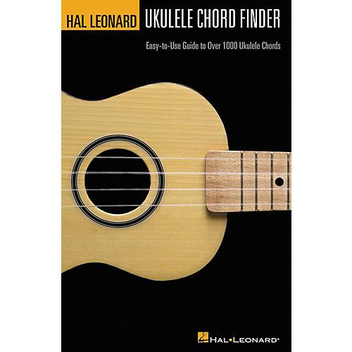 Hal Leonard Ukulele Chord Finder (Book)-thumbnail