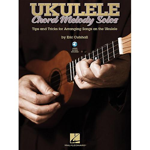 Hal Leonard Ukulele Chord Melody Solos Ukulele Series Softcover with CD