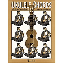 Centerstream Publishing Ukulele Chords Chart