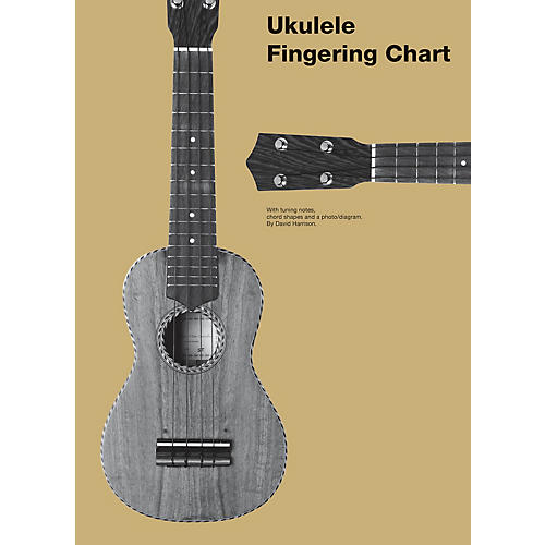 Chester Music Ukulele Fingering Chart Music Sales America Series Softcover-thumbnail