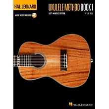Hal Leonard Ukulele Method Book 1  Left-Handed Edition Book/CD