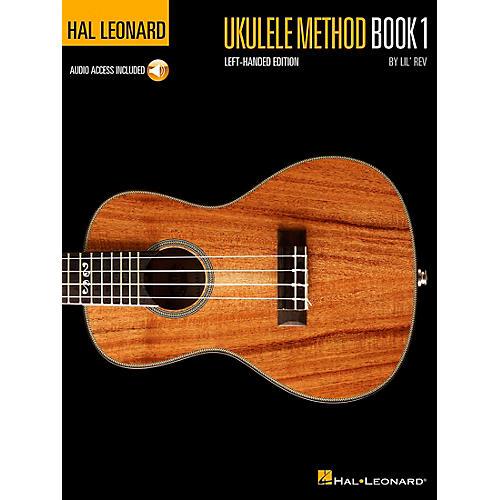 Hal Leonard Ukulele Method Book 1  Left-Handed Edition Book/CD