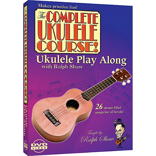 Emedia Ukulele Play Along with Ralph Shaw DVD-thumbnail
