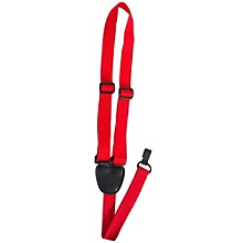 On-Stage Stands Ukulele Strap Red