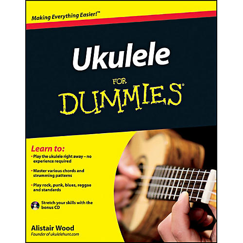 Mel Bay Ukulele for Dummies  Book/CD Set