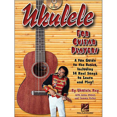 Hal Leonard Ukulele for Guitar Players Book/CD