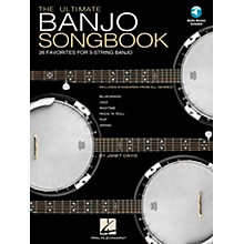 Hal Leonard Ultimate Banjo Tab Songbook with CD