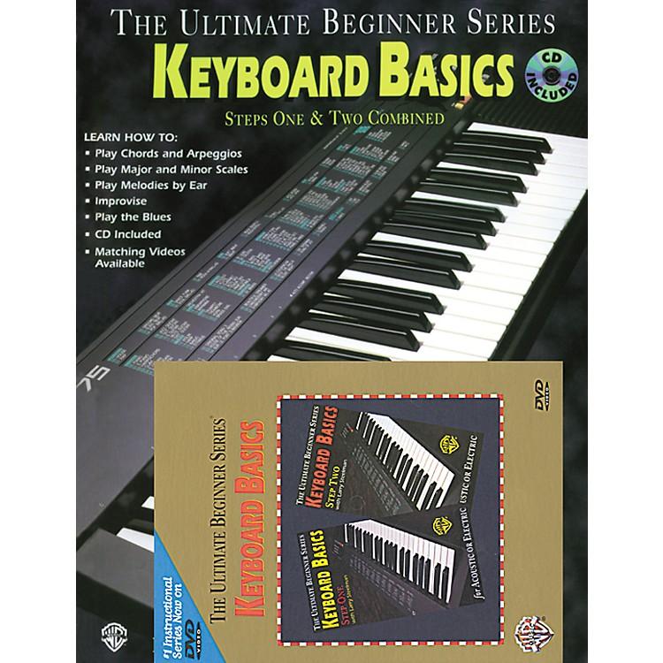 AlfredUltimate Beginner Mega Pak: Keyboard Basics Book/CD/DVD