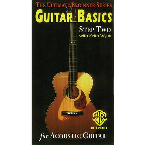 Alfred Ultimate Beginner Series - Acoustic Guitar Basics, Step 2