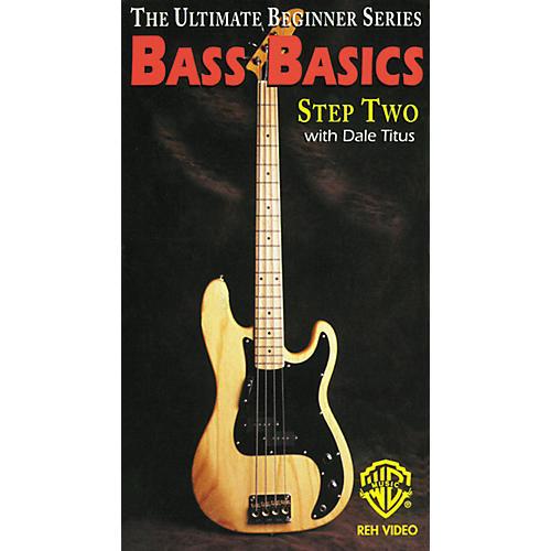 Alfred Ultimate Beginner Series - Bass Basics, Step 2-thumbnail