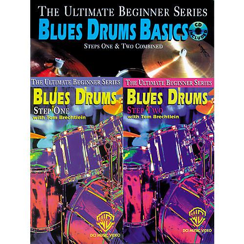 Alfred Ultimate Beginner Series - Blues Drums Basics Mega Pack