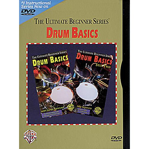 Warner Bros Ultimate Beginner Series - Drum Basics DVD-thumbnail
