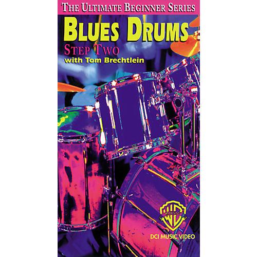 Alfred Ultimate Beginner Series - Drum Blues Styles, Volume 2-thumbnail