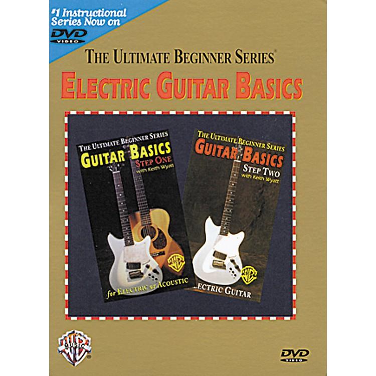 Warner BrosUltimate Beginner Series - Electric Guitar Basics (DVD)