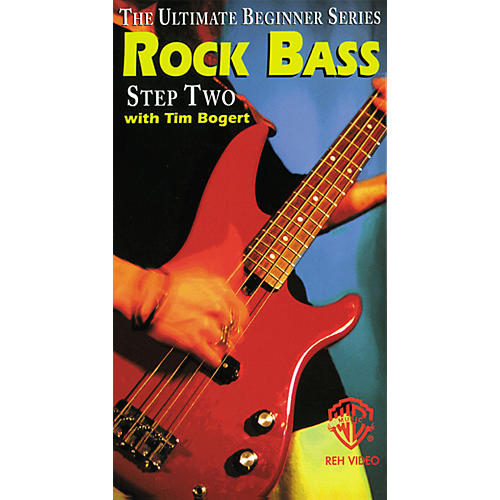 Alfred Ultimate Beginner Series - Rock Bass, Step 2-thumbnail