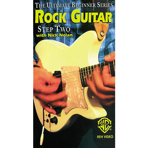 Alfred Ultimate Beginner Series - Rock Guitar