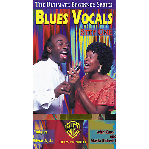 Alfred Ultimate Beginner Series - Vocal Blues Styles, Volume 1-thumbnail