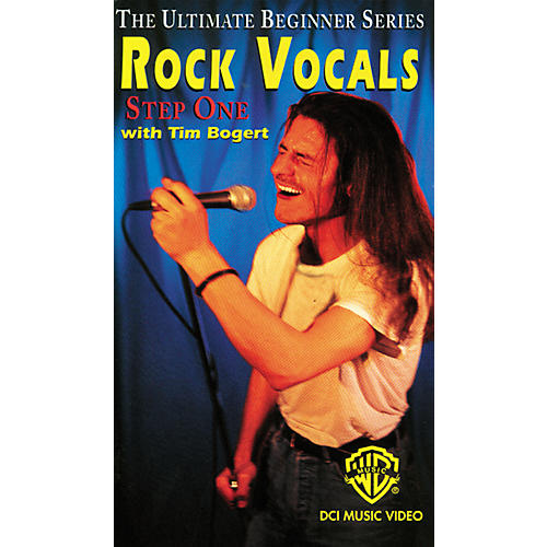 Alfred Ultimate Beginner Series - Vocal Rock Styles, Volume 1-thumbnail
