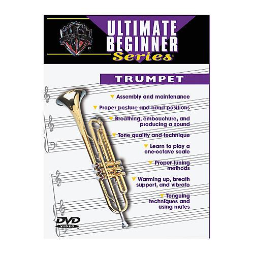 Warner Bros Ultimate Beginner Series Trumpet (DVD)