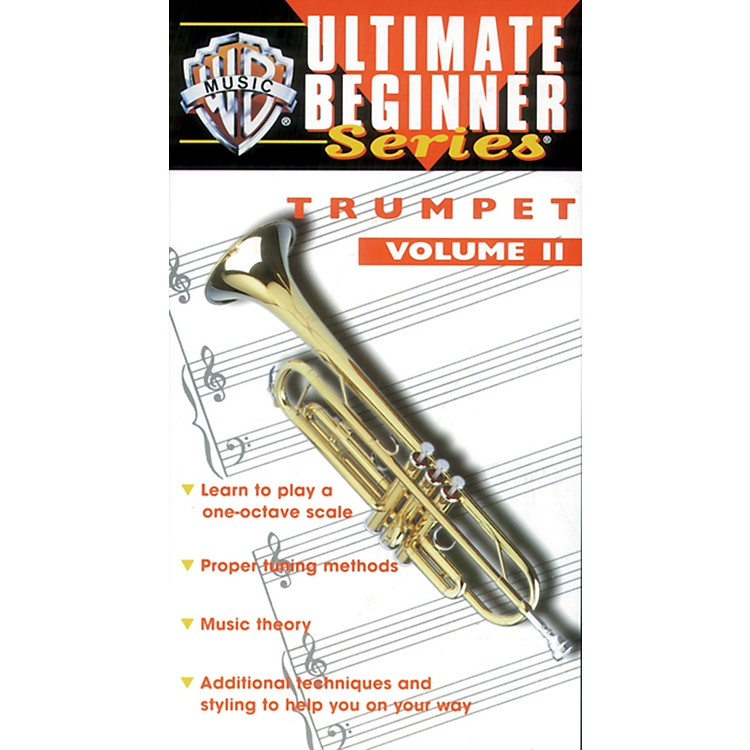 Alfred Ultimate Beginner Series: Trumpet, Volume II Video