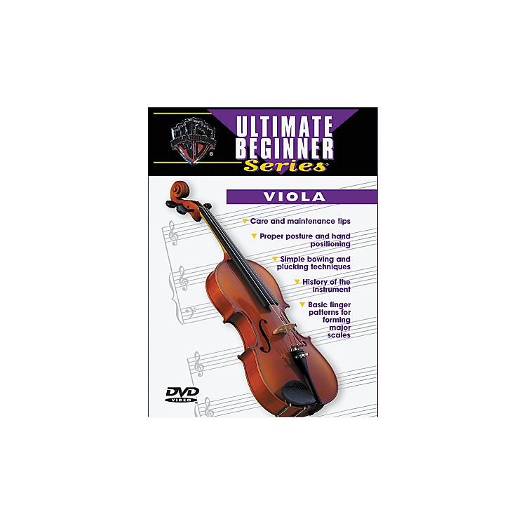 Warner BrosUltimate Beginner Series Viola (DVD)