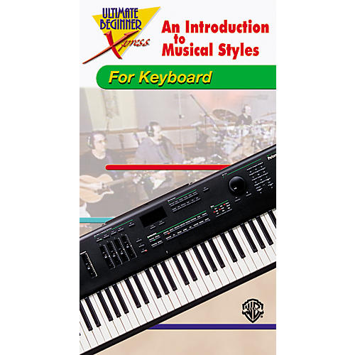 Alfred Ultimate Beginner Xpress - Keyboard Styles-thumbnail