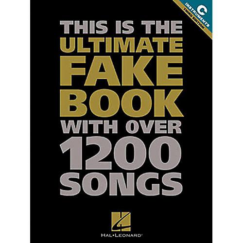 Hal Leonard Ultimate Fake Book #1-thumbnail