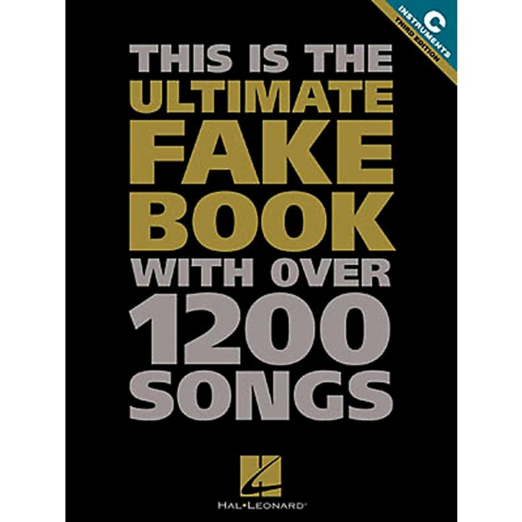 Hal Leonard Ultimate Fake Book #1