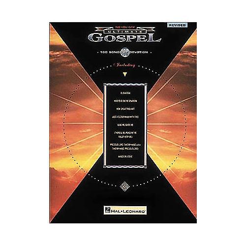 Hal Leonard Ultimate Gospel (Songbook)