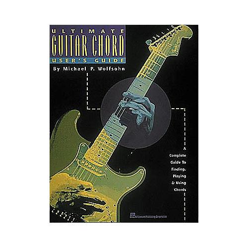 Hal Leonard Ultimate Guitar Chord Users Guide (9