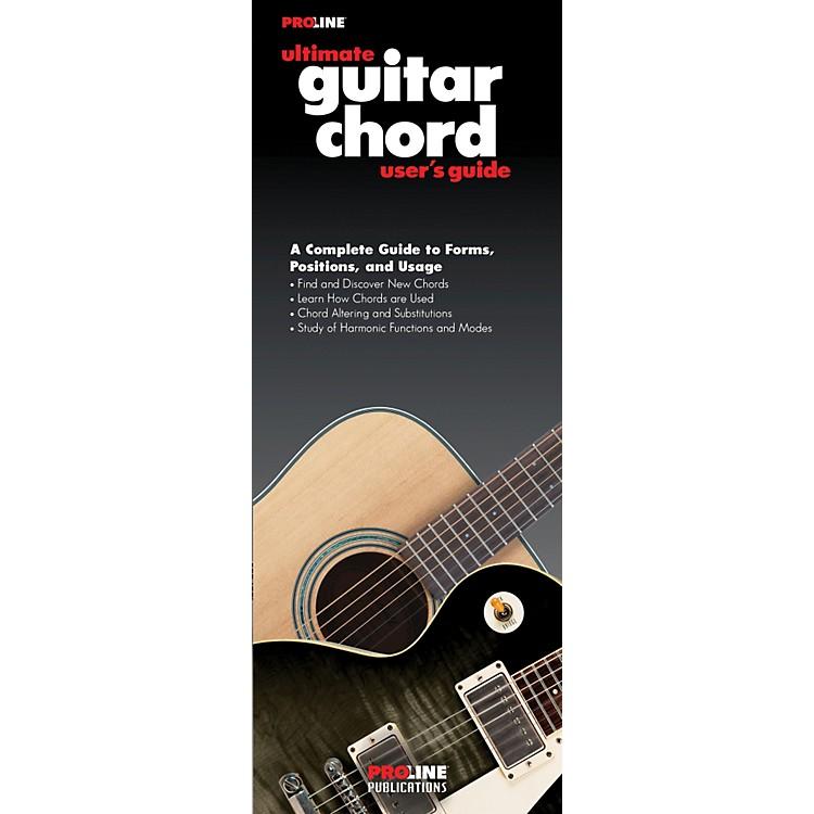 Hal LeonardUltimate Guitar Chord User's Guide Book