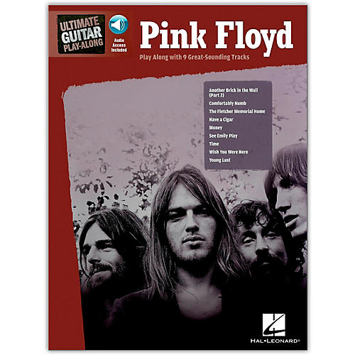 Alfred Ultimate Guitar Play-Along: Pink Floyd (Book/Online Audio)-thumbnail