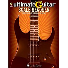 Hal Leonard Ultimate-Guitar Scale Decoder Book/CD