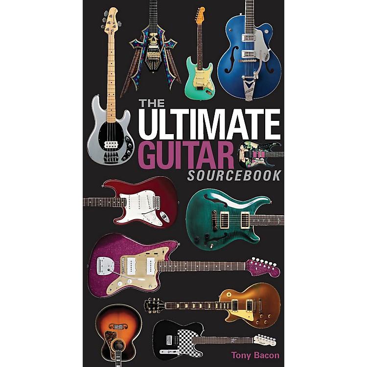 Hal LeonardUltimate Guitar Sourcebook Ref Book