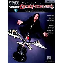 Hal Leonard Ultimate Ozzy Osbourne - Guitar Play-Along Series, Volume 64 (Book/CD)
